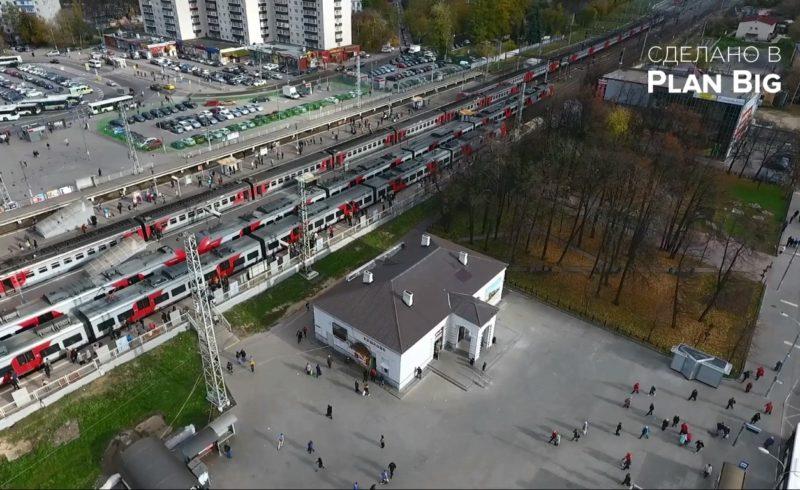 Информационный видеоролик — инфраструктура ЖК «Зеленоградский»