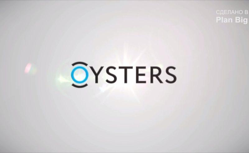 Компания Oysters - видеопрезентация